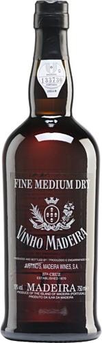 Justino's Madeira Fine Medium Dry DOC
