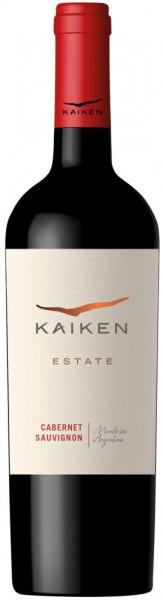 Kaiken Estate Cabernet Sauvignon - Jahrgang: 2018