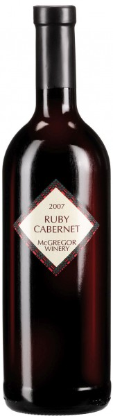 Mc Gregor Ruby Cabernet - 2013