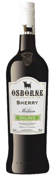 Osborne Sherry Golden