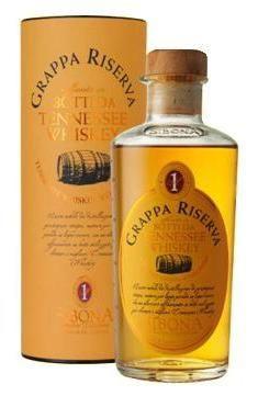 Sibona Riserva Botti da Tennessee Whisky in Geschenkdose
