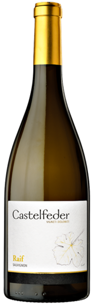 Castelfeder Sauvignon Blanc Raif - Jahrgang: 2019