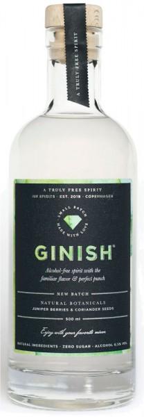 GinISH alkoholfrei 0,5 Liter