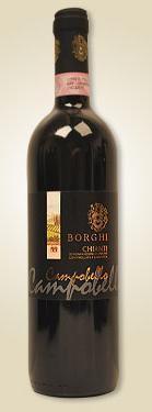 Borghi Chianti Campobello DOCG 1,5l Magnum - 2010