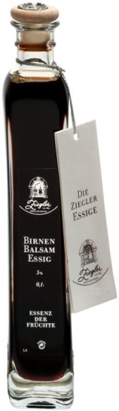Ziegler Apfel Balsam Essig 0,1L