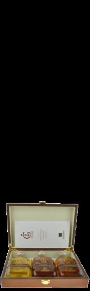 Marzadro Le Giare Collezione 3 Sorten á 0,2l in Schatulle