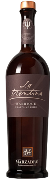 Marzadro La Trentina Barrique Grappa Morbida 0,5L