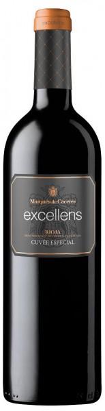 Excellens Cuvée Especial Rioja Crianza DOC - 2012