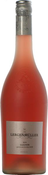 Lergenmüller Saigner Rosé Ice QbA trocken - 2014