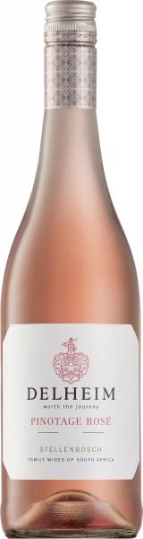 Delheim Pinotage Rosé - Jahrgang: 2020
