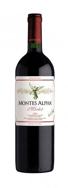 Montes Alpha Merlot - 2013