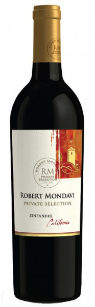 Robert Mondavi Private Selection Zinfandel - 2014