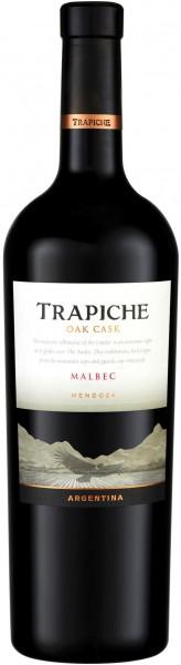 Trapiche Oak Cask Malbec - 2016