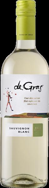 De Gras Sauvignon Blanc - Jahrgang: 2019
