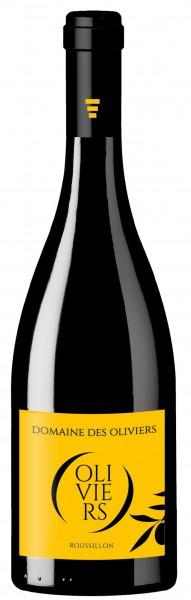 Domaine des Oliviers Côtes du Roussillon Rouge AOP - 2015