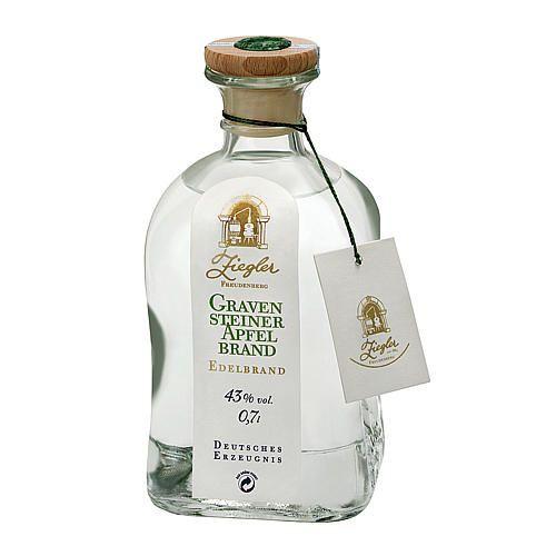 Ziegler Gravensteiner Apfelbrand 0,35l