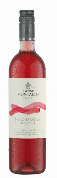 Montalto Nero d'Avola Sicilia Rosato - Jahrgang: 2018