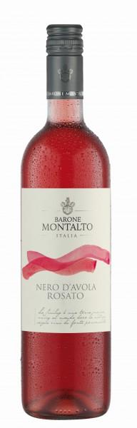 Montalto Nero d'Avola Sicilia Rosato IGT - 2015