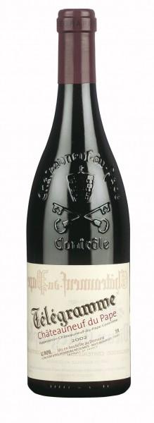 Télégramme Châteauneuf-du-Pape AOC - 2015