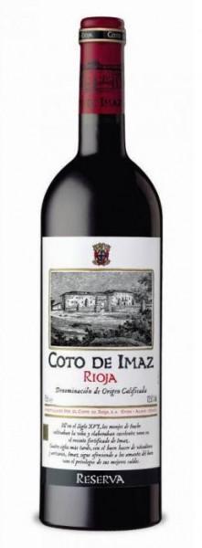 Coto de Imaz Rioja Reserva - 2012