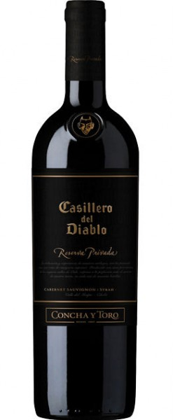 Casillero Del Diablo Reserva Privada - Jahrgang: 2018