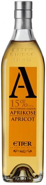 Etter Aprikose Fruchtbrand-Likör 0,35L