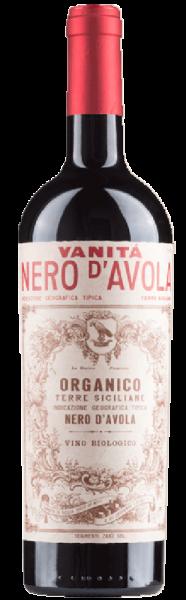 Vanita Nero d'Avola Sicilia Organic - Jahrgang: 2019
