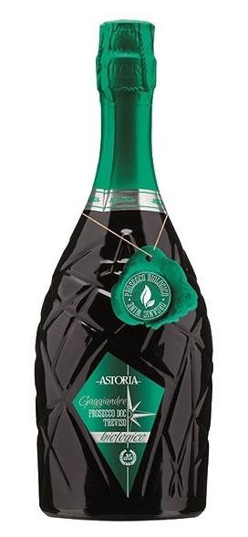 Astoria Gaggiandre Prosecco DOC Treviso extra dry biologico