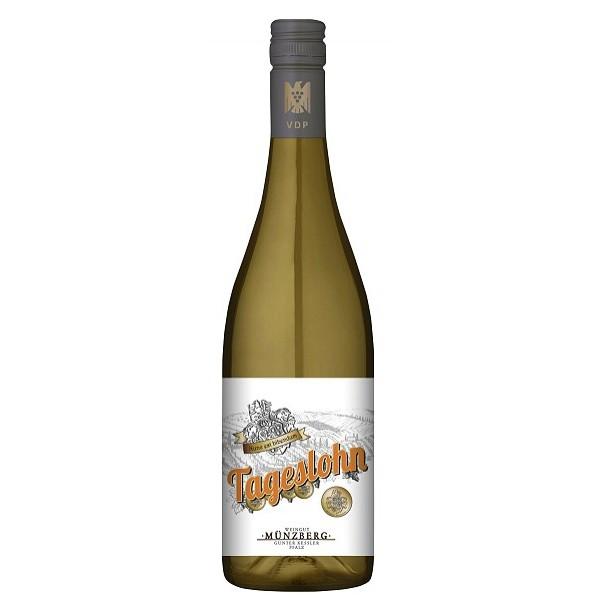 Weingut Münzberg Tageslohn Weißburgunder - 2015