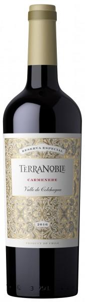 Terra Noble Carmenère Reserva Especial - Jahrgang: 2017