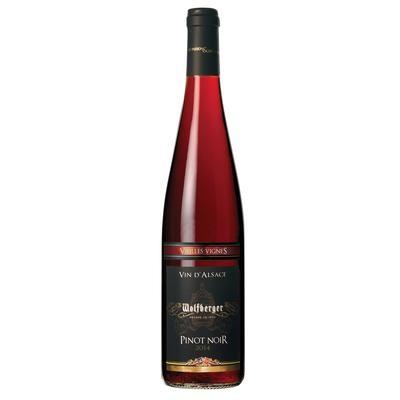 Wolfberger Pinot Noir Vielles Vignes - Jahrgang: 2018