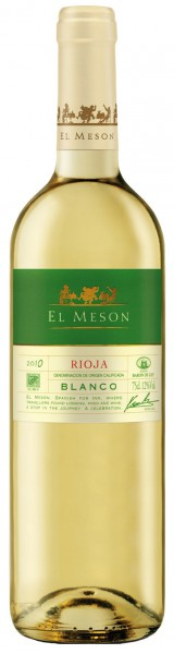 El Meson Rioja Blanco DOCa - 2015