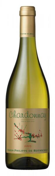 Les Cépages Chardonnay Vin de Pays d'Oc - 2016