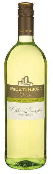 Wachtenburger Müller-Thurgau halbtrocken 1,0L - 2016