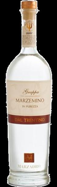 Marzadro Grappa Marzemino in Purezza dal Trentino