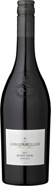 Lergenmüller Pinot Noir QbA trocken - 2016