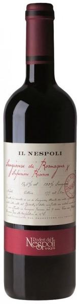 Il Nespoli Sangiovese di Romagna DOC Riserva - 2011