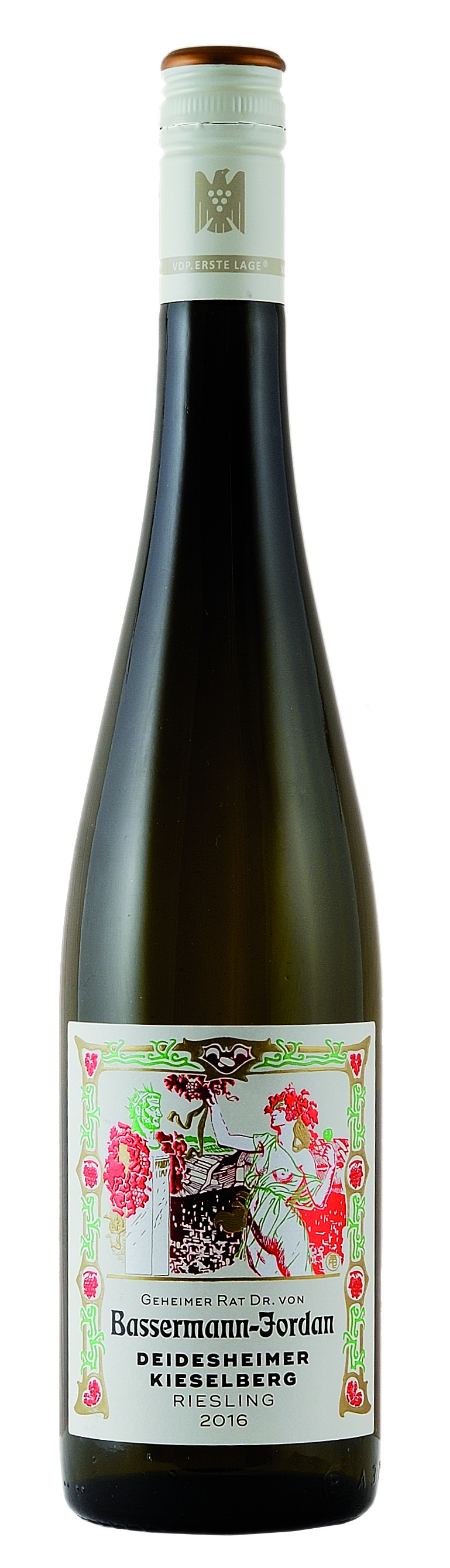 popular stores authentic new high quality Details zu Deidesheimer Kieselberg Riesling trocken Erste Lage - 2016  Bassermann-Jordan