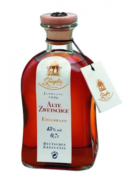 Ziegler Alte Zwetschge - 2012 0,7L