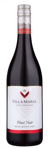Villa Maria Private Bin Pinot Noir Marlborough - 2012