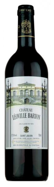 Château Leoville Barton 2eme Cru Classé Saint Julien - Jahrgang: 2015