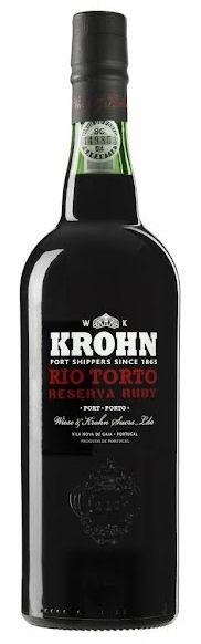 Krohn Rio Torto Reserve Ruby