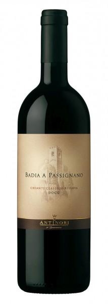 Badia a Passignano Chianti Classico Riserva DOCG - 2011