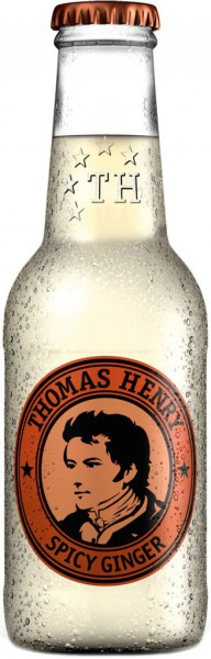 Thomas Henry Spicy Ginger 0,2l (incl. 0,15 € Pfand)