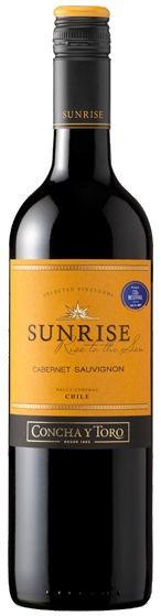 Sunrise Cabernet Sauvignon - 2016