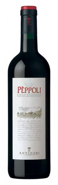 Peppoli Chianti Classico - Jahrgang: 2018