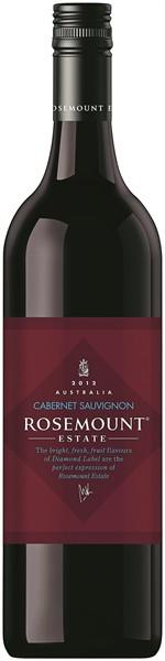 Rosemount Diamond Label Cabernet Sauvignon - 2011