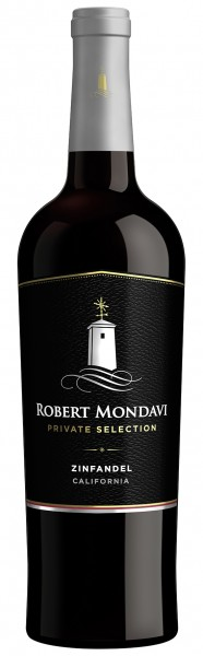Robert Mondavi Private Selection Zinfandel - Jahrgang: 2018