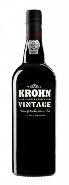 Krohn Vintage Port - 2005