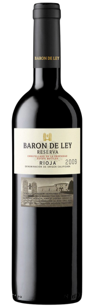 Baron de Ley Reserva Rioja - Jahrgang: 2016